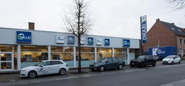 Kringloopwinkel Okazi Hasselt